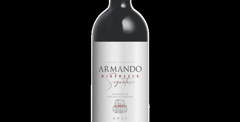 Peterlongo Armando Winemaker Signature Teroldego 2017