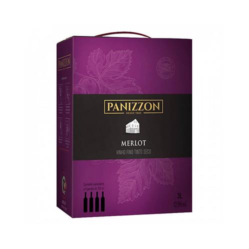 Panizzon Merlot Tinto Seco 3L
