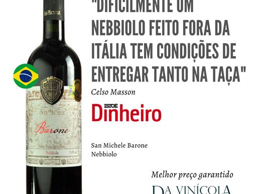 Vinho Barone, o nebbiolo nacional aclamado pela crítica