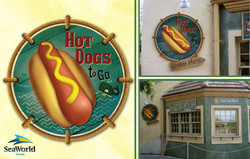 Hot Dogs to Go