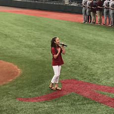 National Anthem at the University of Alabama
