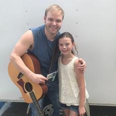 Casey Thrasher from American Idol