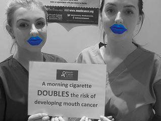 Being #Mouthaware - what to look out for