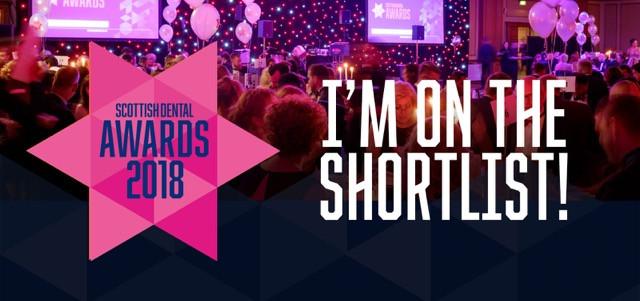 Dr Ciara Sutherland, Edinburgh Dentist, shortlisted for Scottish Dentist of the Year 2018