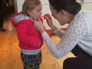 How to brush toddler teeth!