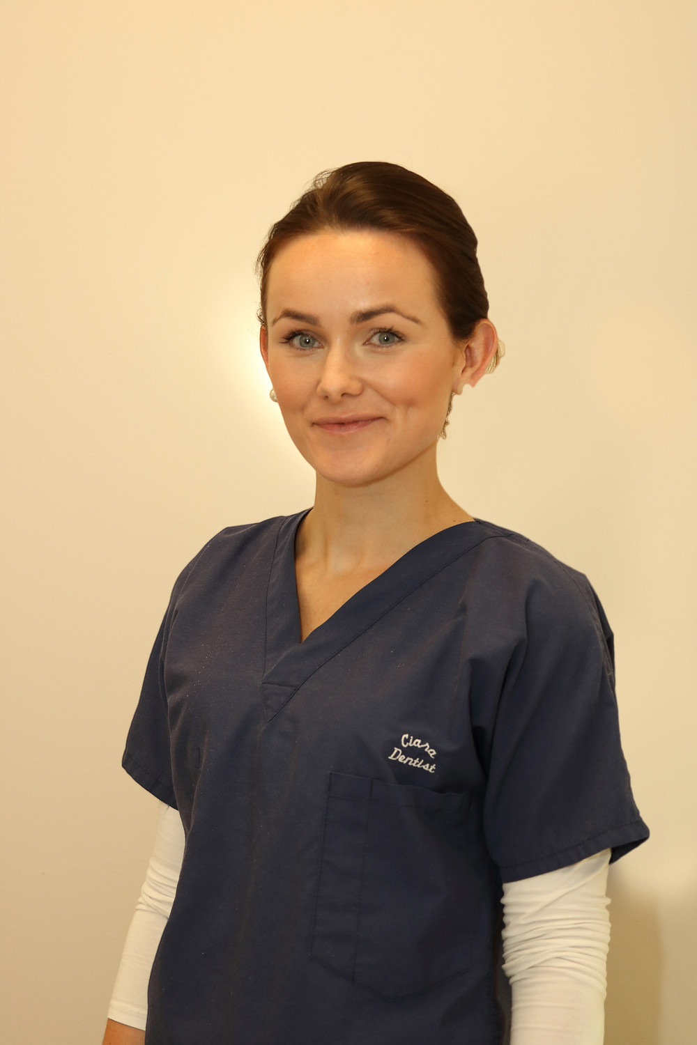 Dr Ciara Sutherland, Dentist at City Health Clinic, expert in nervous patients
