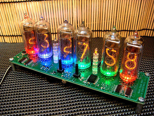 Nixie clock Kit IN-14 Full (No Tube)