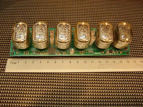 Nixie Clock Kit IN-12 Lite
