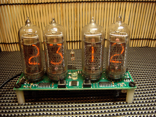 Nixie clock Kit IN-14-4-Tube Lite (No Tube)