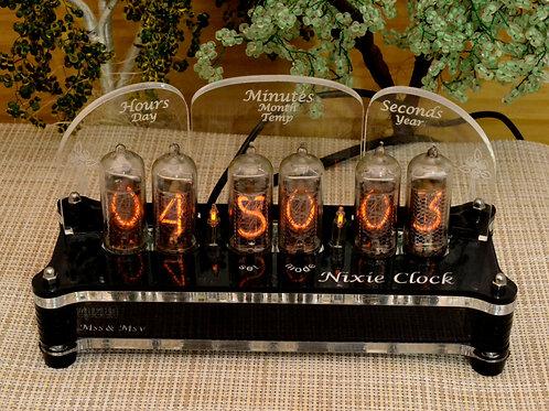 Nixie Clock IN-14 Full