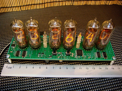 Nixie Clock IN-14 Lite