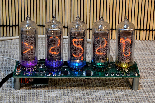 Nixie Term IN-14 Lite