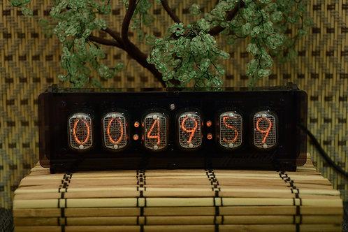 Nixie Clock IN-12 Full