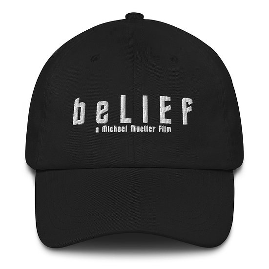 OFFICIAL beLIEf MOVIE DAD HAT
