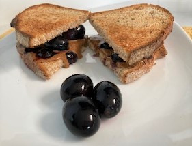 Sophisticated Peanut Butter & Jelly