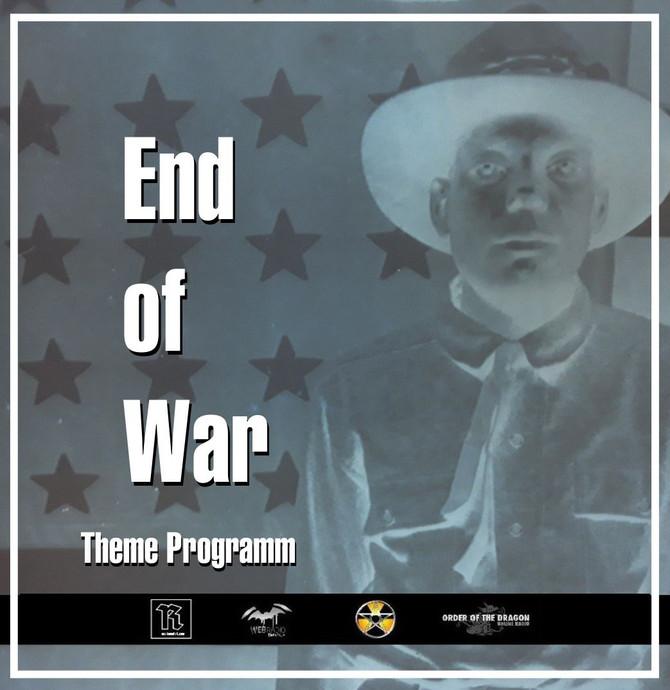 Radio & Podcast :DJ Nederfolk : 11-11-1918 : End of War