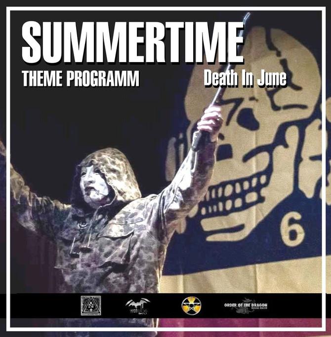 Radio & Podcast :DJ Nederfolk : Thema : Death In June - Summertime
