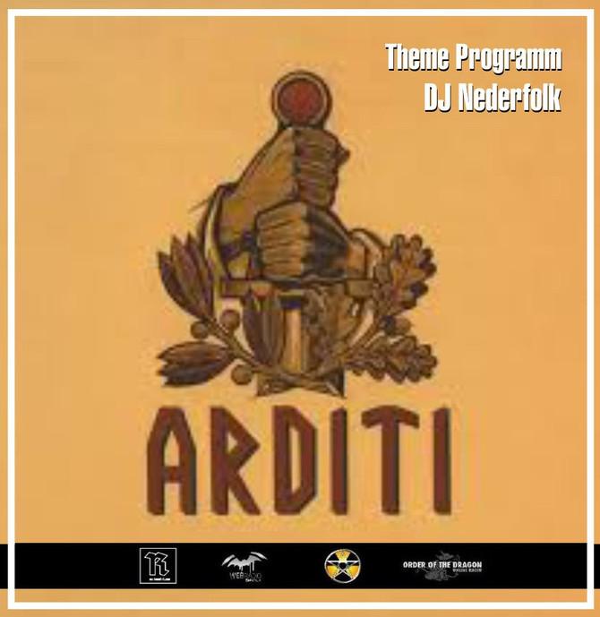 Radio & Podcast : DJ Nederfolk : Arditi / Martial Music