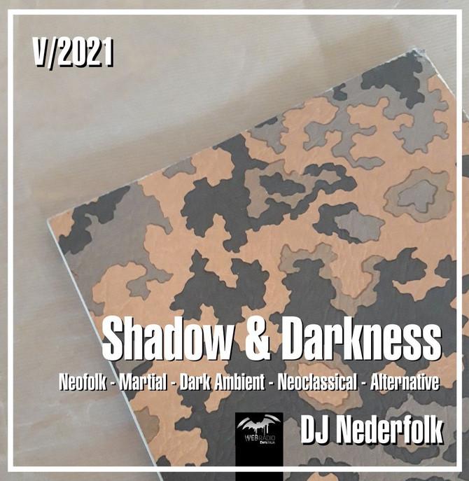 """Radio & Podcast : DJ Nederfolk : Neofolk """"Shadow & Darkness"""" mix May 2021"""