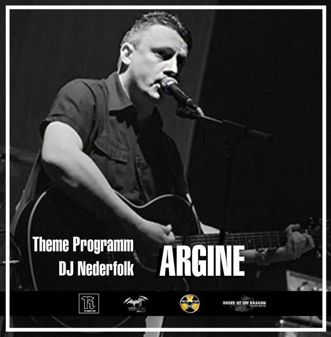 Radio & Podcast : DJ Nederfolk : Argine  / Fine Italian Neofolk