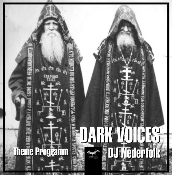 Radio & Podcast : DJ Nederfolk : Theme : Dark Voices