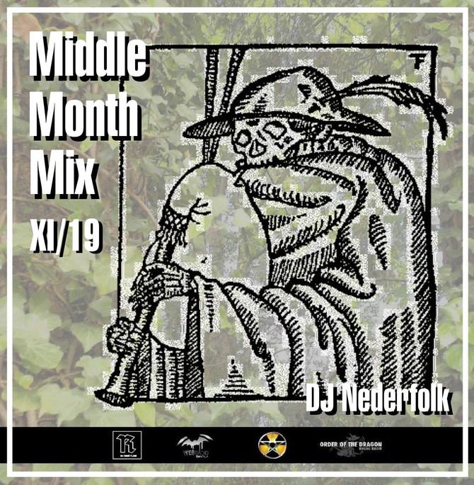 Radio & Podcast : DJ Nederfolk : Middle Month Mix November 2019