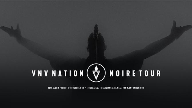 Upcoming Concert : VNV Nation / Bologna (IT) : 14-02-2019