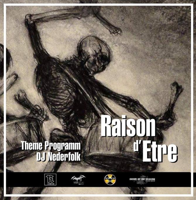 Radio & Podcast :DJ Nederfolk : Raison d'Etre / Dark Ambient special
