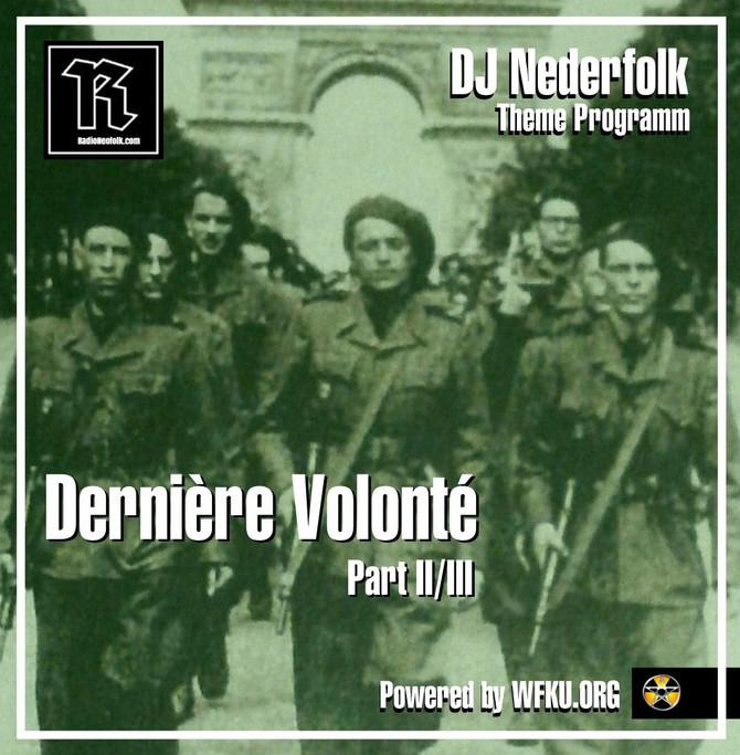Uploaded : Podcast : Dernière Volonté 2/3
