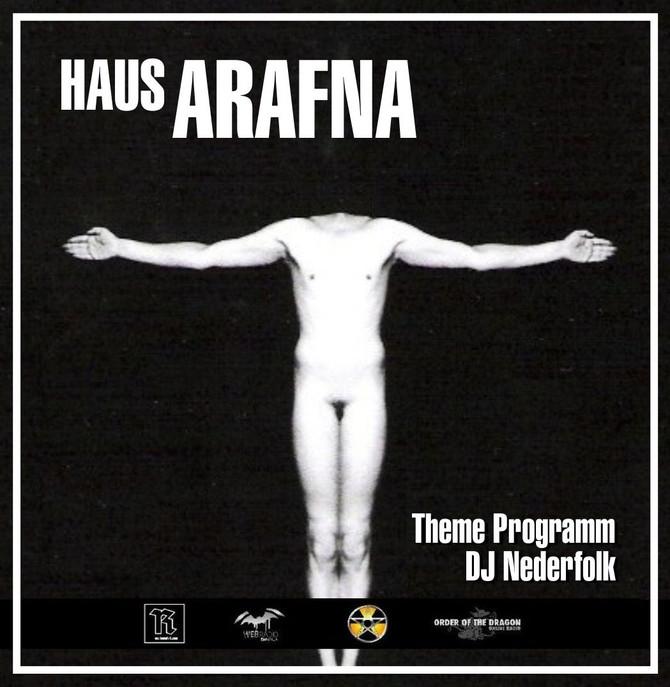 Radio & Podcast :DJ Nederfolk : Theme Program : Haus Arafna / Power Electronics