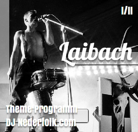 Uploaded : Podcast : Soundcloud : Laibach I/II : 'Retro'