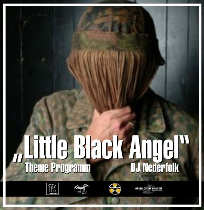 Radio & Podcast : DJ Nederfolk : Little Black Angel : Death in June + Variants