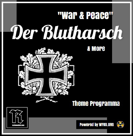 """Uploaded : Podcast : """"Radio & Podcast : """"DJ Nederfolk : """"War & Peace - Der Bl"""