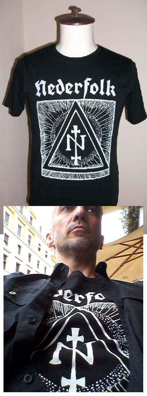T-Shirt : Nederfolk : 25 $ (all in)