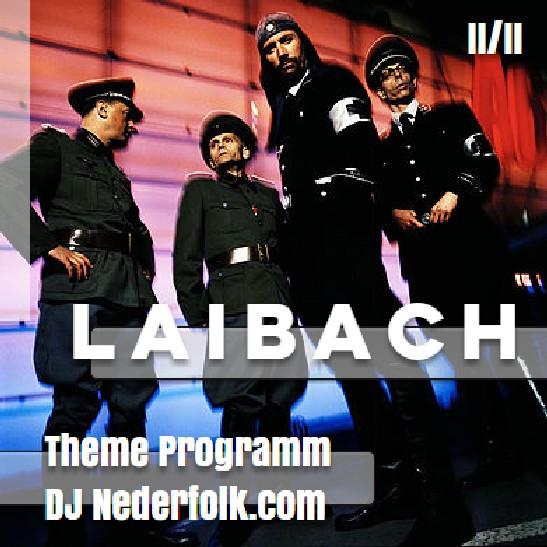Uploaded : Podcast : Soundcloud : Laibach II/II : 'Swift'
