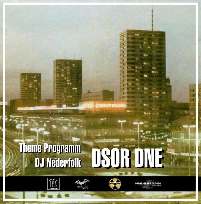 Radio & Podcast : DJ Nederfolk : Dsor DNE : Italian electronics
