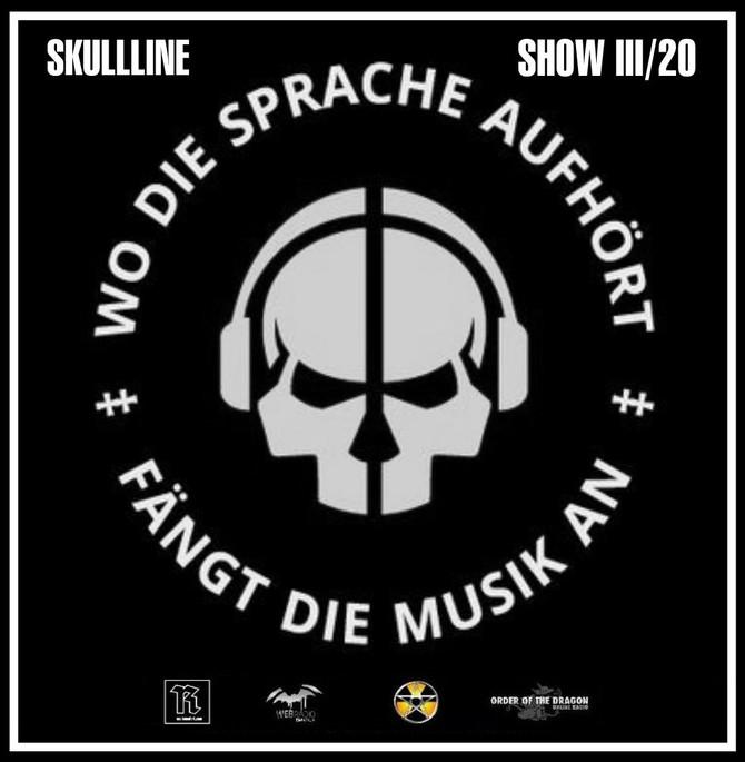 Radio & Podcast :DJ Nederfolk : Skullline Show : Strydwolf Neofolk - March 2020