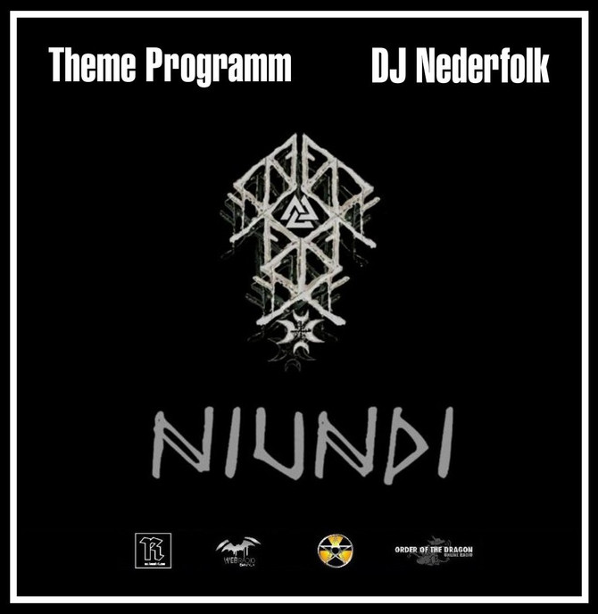Radio & Podcast : DJ Nederfolk : Niundi ... Norse Magick