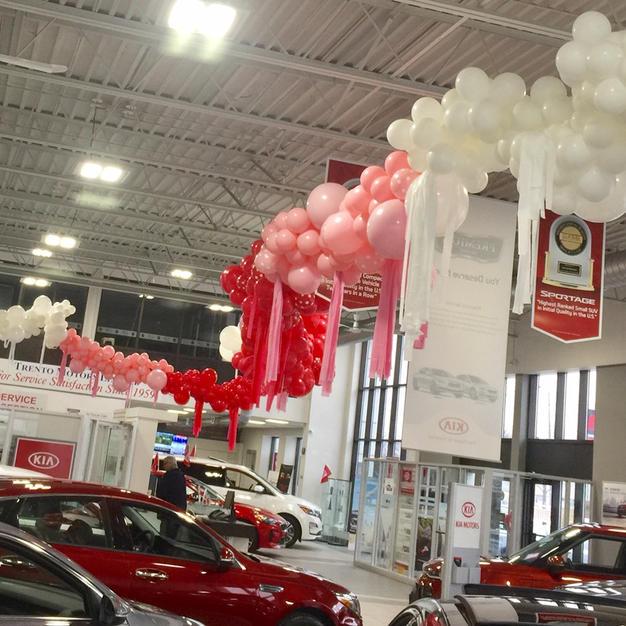 Copy of ceiling-balloon-decor-dealership