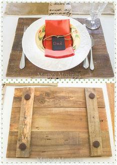 Brown-wood-rustic-vintage-charger-plate-