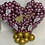 Thumbnail: Love-Heart- organic balloon-Gift-Valentin-Day