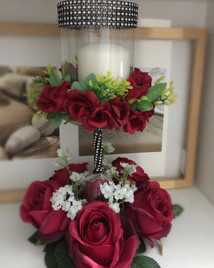 candle-flower-centerpiece-wedding-birthd