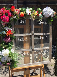 vintage-frame-for-rental-weddings-birthd