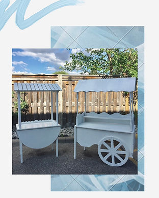 vintage cart-for-rental-wedding-birthday