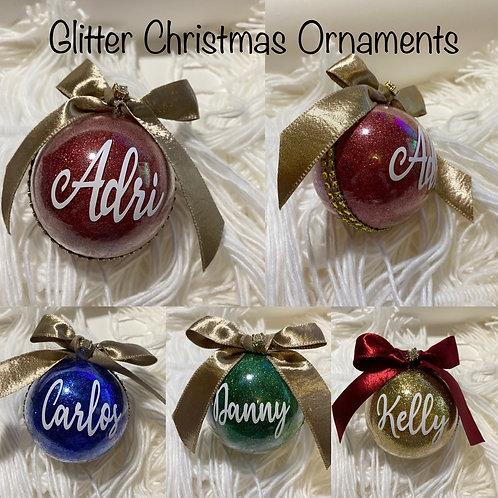 Glitter-Gloss-Custom -Christmas-balls-Ornaments-2020-for-sale