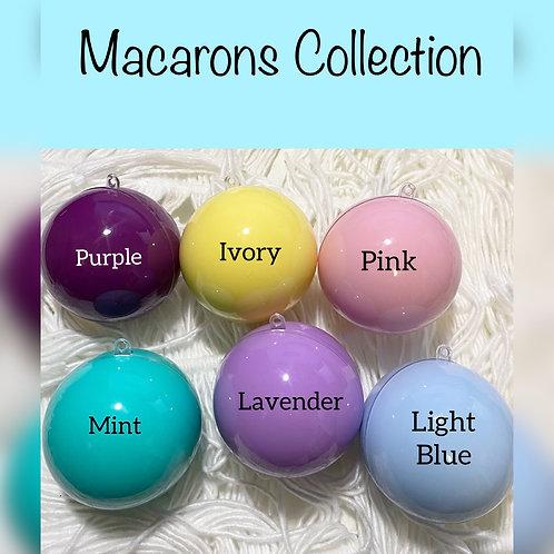 Macarrons-Custom - Christmas-balls-Ornaments-2020-for-sale