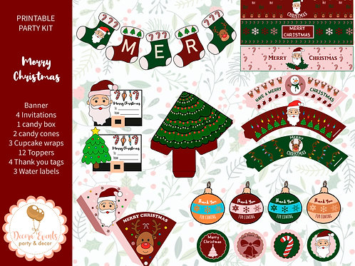 Digital-Printable-Christmas-Kit-Decoration-Party-Ideas