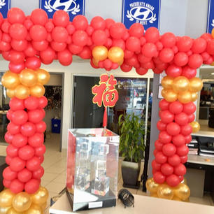 chinese-new-year-dealership-balloon-deco