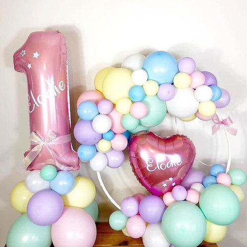 Balloon Kit - 1st Birthday