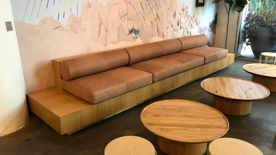 COMMERCIAL + CORPORATE  FURNITURE